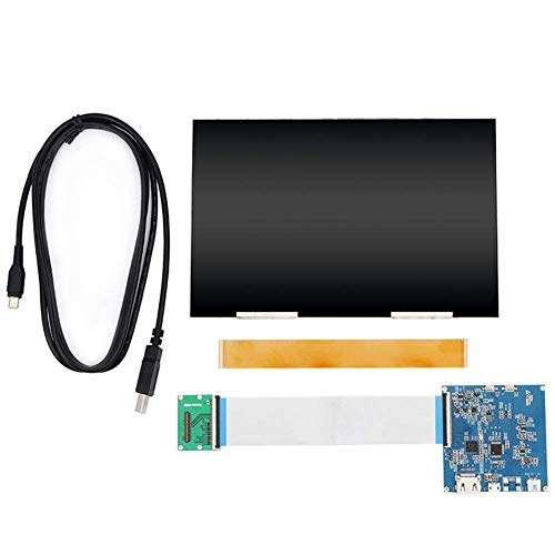 SUNTAOWAN 3D Printer Monitor,8.9 2560x1600 TFT LCD Screen Panel with MIPI HDMI Board for DIY Projector Kit