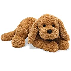 MUTTSY DOG PLUSH: Muttsy is a classic stuffed dog with updated plush that makes him softer than ever before. His long, floppy ears as well as super-soft fur make him perfect for petting, cuddling, and being bffs forever! SOFT & HUGGABLE: Made from a ...