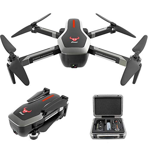 Absir ZLRC Beast SG906 5G Wifi GPS FPV Drone with 4K Camera and EPP Suitcase 3 battery