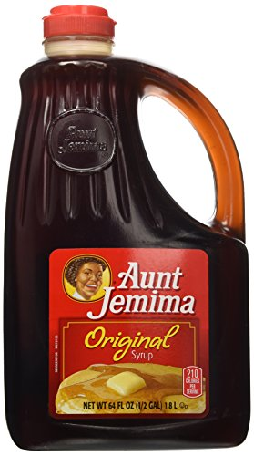 Aunt Jemima Original Syrup 64 Ounce Mega Value Size Bottle