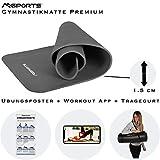 MSPORTS Gymnastikmatte Premium - 5