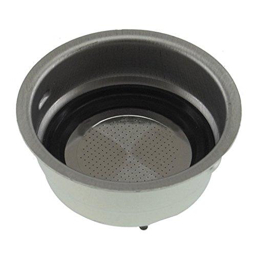 Filtro de repuesto de dos tazas de Delonghi