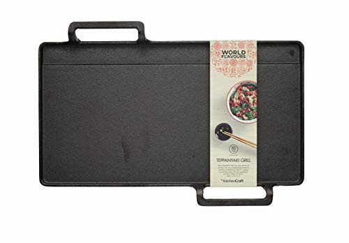 Placa Teppanyaki Marca Kitchen Craft