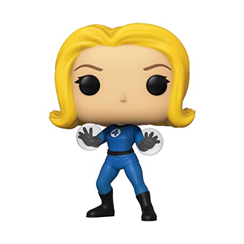 Fantastic Four - Funko Pop Marvel Vinyl Figur - Invisible Girl