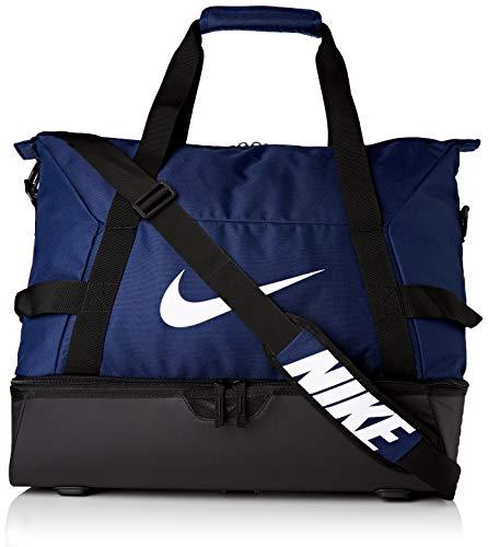 Nike Unisex Starre Tasche Großen Fußball Academy Fußballtasche, Blu_Bianco, Einheitsgröße