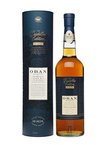 Oban Oban The Distillers Edition 2019 Montilla Fino Cask 2005 43% Vol. 0,7L In Giftbox - 700 ml