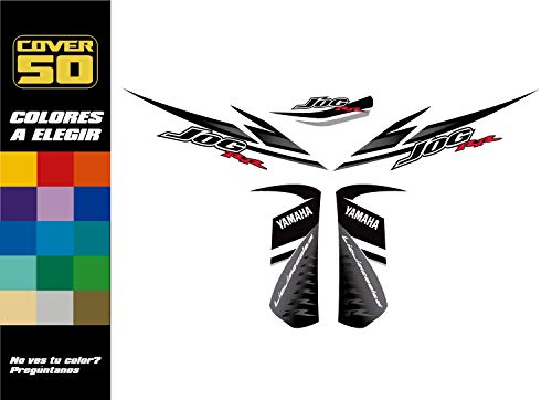 Kit Adhesivos Pegatinas Yamaha Jog - Replica Original - Colores Personalizados