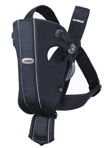 Baby Carrier Original - Dark Blue, Cotton
