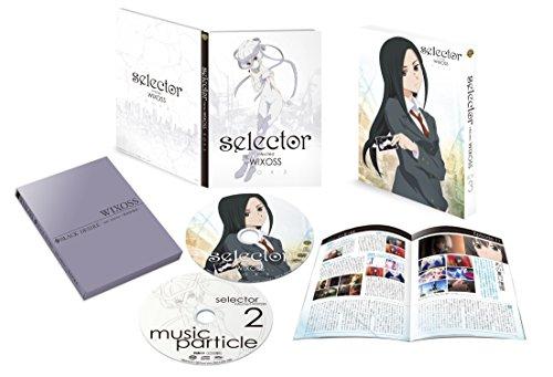 「selector infected WIXOSS」BOX 3(ウィクロススターターデッキ付) (初回限定版) [DVD]