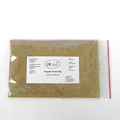 Sala Extracto de propóleos en polvo conv. 25 g.