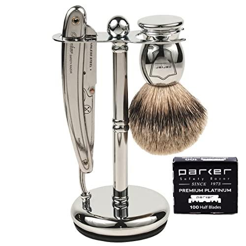 straight edge razor shaving kit