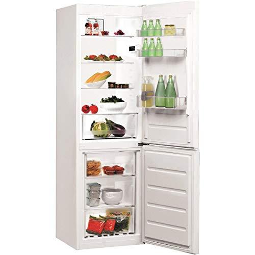 Indesit LR8 S1 F W Libera installazione 227L 111L A+ Bianco frigorifero con congelatore
