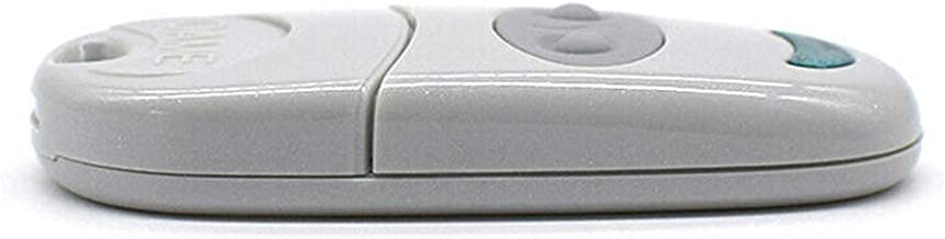 DECUHTE 433.92 ميجا هرتز باب المرآب جهاز التحكم عن بعد، يعمل بالبطارية، مناسب لكاميرا TOP 432NA/432 SA/432 M