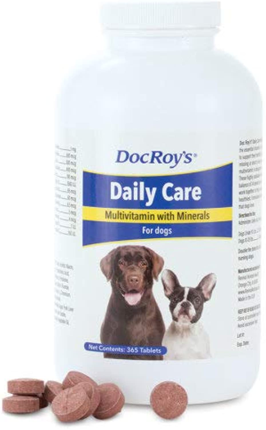 Canine Daily Health Supplement  Doc Roy's Daily Care