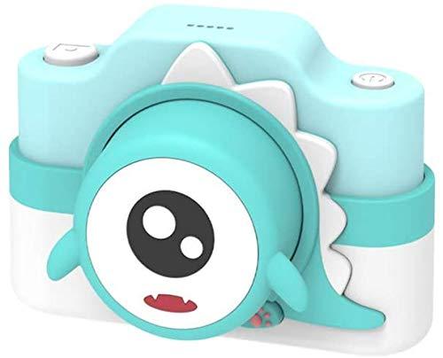 LLDKA Videocámara y Cámara Digital Infantil Trasera + Selfie de 24MP con WiFi Cámara de Fotos y Vídeo de Juguete Compacta de Acción