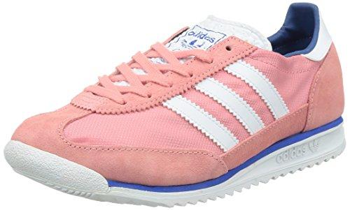 adidas Zapatillas para Mujer SL72 Vista Rosa s15/ftwr Blanco/Azul 36 2/3