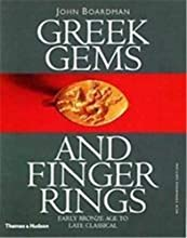 Greek Gems & Finger Rings: Early Bronze to Late Classical