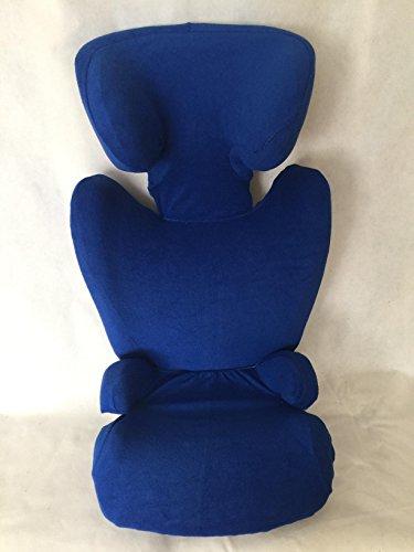 Sommerbezug Schonbezug Frottee für Römer Kid, Kid Plus, Kidfix Frottee 100% Baumwolle blau