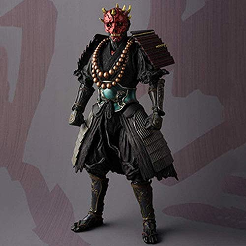NC56 Star Wars Animation Modell   Modell Statue von Darth Maul   Tischdekoration   18cm
