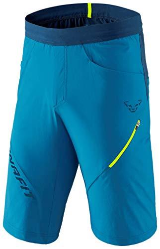 DYNAFIT M Transalper Hybrid Shorts Blau, Herren Shorts, Größe XL - Farbe Mykonos Blue
