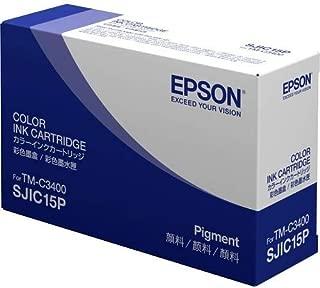 Epson SJIC15P Ink Cartridge - Cyan Magenta Yellow C33S020464