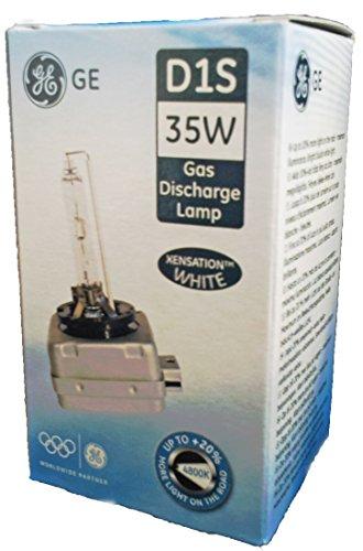 GE D1S 35 W pk32d- 2 Xensa tion White 4800 K + 20% Brûleur xénon 1er 53750u