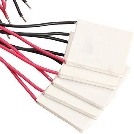 365invent 5 Cheap Pcs trust TEC1-12703 Thermoelectric Heatsink Peltie Cooler