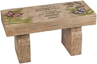 New Creative Those We Love Memorial Outdoor Garden Bench 29