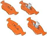 EBC Brake DP91211 Pastiglie Freni per Uso Racing/Pista Orangestuff 9000 Series