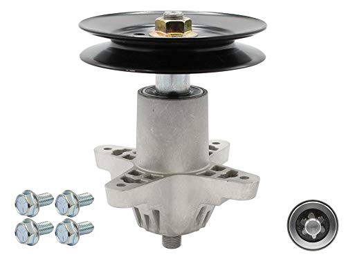 SECURA Messerturm links kompatibel mit Rasor 130/92T 13AH775E618 Rasentraktor