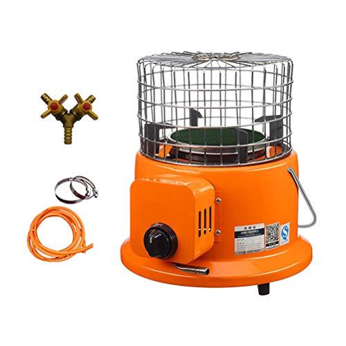 taianle Estufas Portátiles para Acampar Estufa de Propano Calentador de Tienda para Pesca en Hielo Acampar Al Aire Libre Senderismo Caza Cocinar (Gas Licuado)