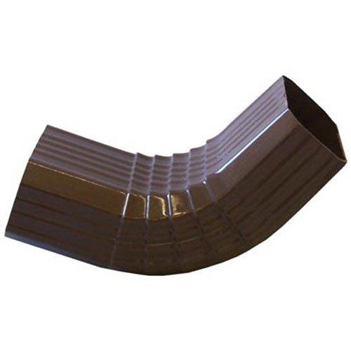 Genova produits 2po. x 3 po. Brown Elbow Style A AB201A