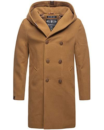 MARIKOO warme Designer Herren Winter...