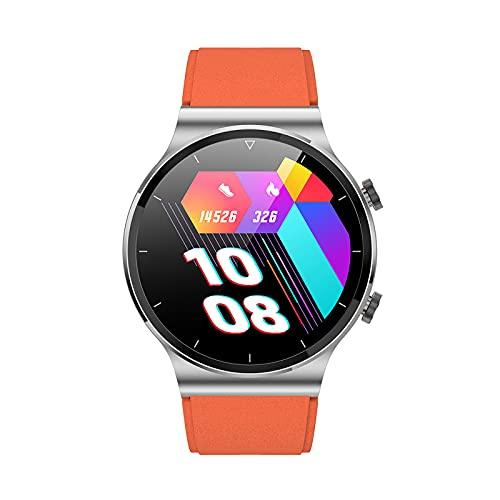 Hingpy G51 Smart Watch Herzfrequenz- und Blutdrucküberwachung Astronaut Dial 1.28in Verschiedene Hintergrundbilder
