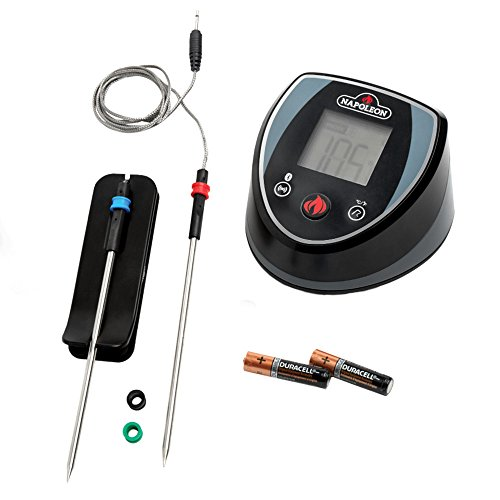 Napoleon ACCU-Probe Bluetooth Thermometer, Black