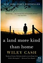 [ A Land More Kind Than Home ] [ A LAND MORE KIND THAN HOME ] BY Cash, Wiley ( AUTHOR ) Mar-28-2013 Paperback