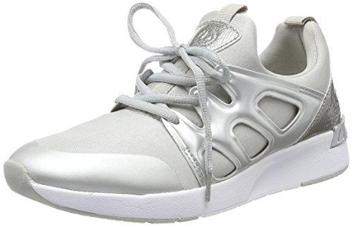 bugatti Damen 442271646900 Sneaker, Silber (Silver 1300), 41 EU