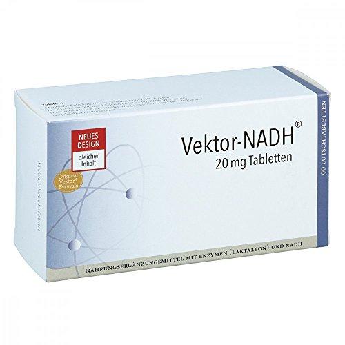 VEKTOR NADH 20 mg Lutschtabletten 90 St
