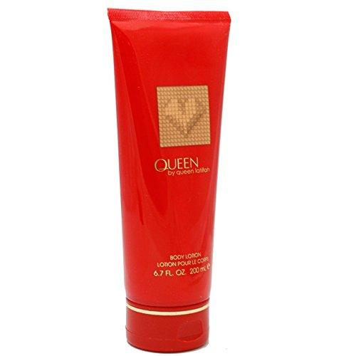 Queen, by Queen Latifah Body Lotion, 6.7 Fluid Ounce