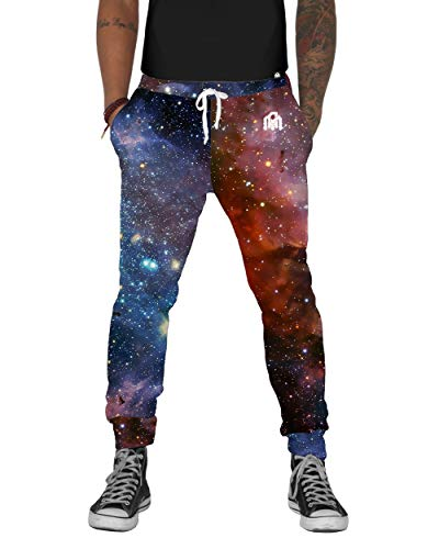INTO THE AM Milky Way Joggers Casual Sweat Pants (2X-Large)
