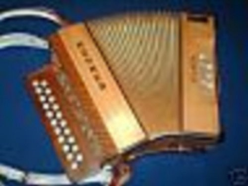 ACORDEON DIATONICO - Hohner (A/2650) (Morgane GC) (Ideal para Musica...