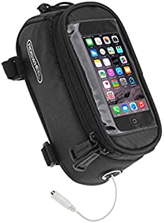 U-HOOME Bike Frame Front Tube bag Cycling Riding touch bag Smartphone & GPS Touch Screen Case Bicycle Accessories