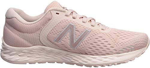 New Balance Women's Fresh Foam Arishi V2 Running Shoe, Oyster Pink/Pink Mist/Pink Mist Midsole, 8 M US