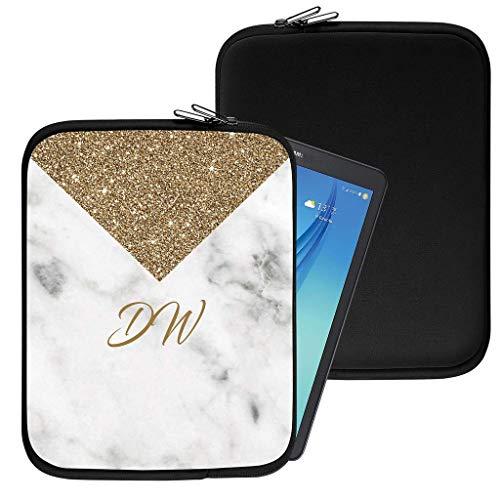 Personalisiert Marmor Neopren Tablethülle Case Tasche (70) für Huawei Honor T1 7.0 (7