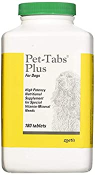 Pet-Tabs Plus for Dogs - 180 Tabs by