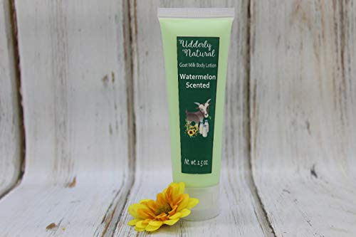 All Natural Goat Milk Lotion-Fruity Scents