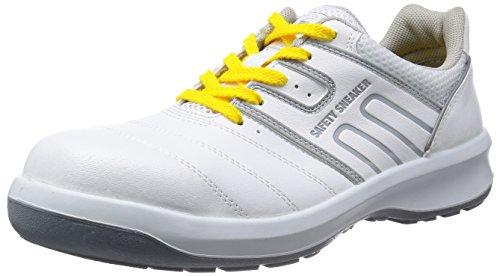 [ミドリ安全] 静電安全靴 グリーン購入法適合 スニーカー G3590 静電 メンズ ホワイト 27.5