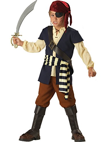InCharacter Pirate Mate Child Costume 6