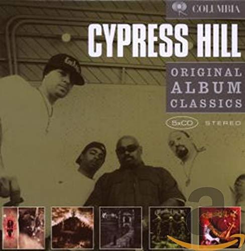 Original Album Classics : Cypress Hill / Black Sunday / III Temples of Boom / IV / Stoned Raiders (Coffret 5 CD)