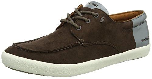 Boxfresh ASTEV, Sneaker Uomo, Marrone (Dark Brown Dk BRN), 40 EU